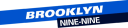Brooklyn nine-nine logo