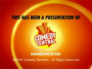 Comedy Central Productions 2000