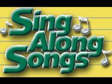 Disney Sign Along Songs