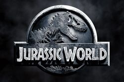 Jurassic world poster-banner