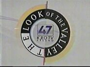 KJEO-TV 47 The Look of the Valley ID 1992