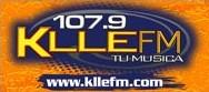 KLLE-FM 107.9 logo