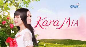 Kara Mia titlecard