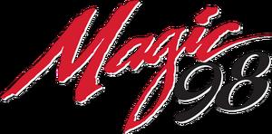 Magic98 Logo vector-opt