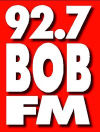 WFNB 92.7 BOB FM