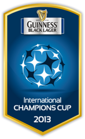 2013 Guinness International Champions Cup logo