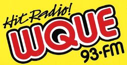 93.3 WQUE 93 FM