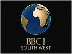 BBC 1 1985 South West