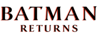 Batman Returns Red logo