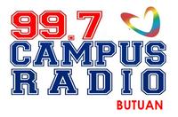 Campus Radio 99.7 Butuan Logo 2005