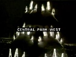 Central Park West (TV Series)