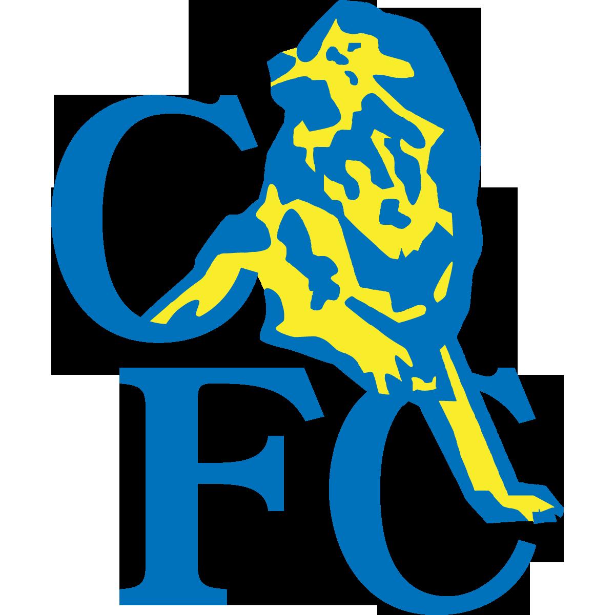 Chelsea fc logopedia fandom powered by wikia 19951997 chelsea fc logo voltagebd Gallery