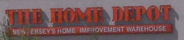 Home Depot Alternate Logo