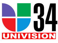 KMEX logo late 90s