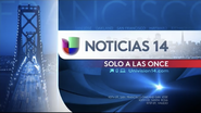 Kdtv noticias univision 14 11pm package 2016