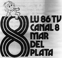 Lu86Canal8mardeplatalogo1977-1979