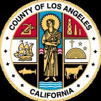 Seal of Los Angeles County, California (1957-2004)