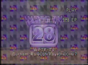 WPTF-TV 1983 Be There