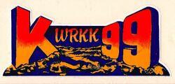 WRKK 99.5 K-99