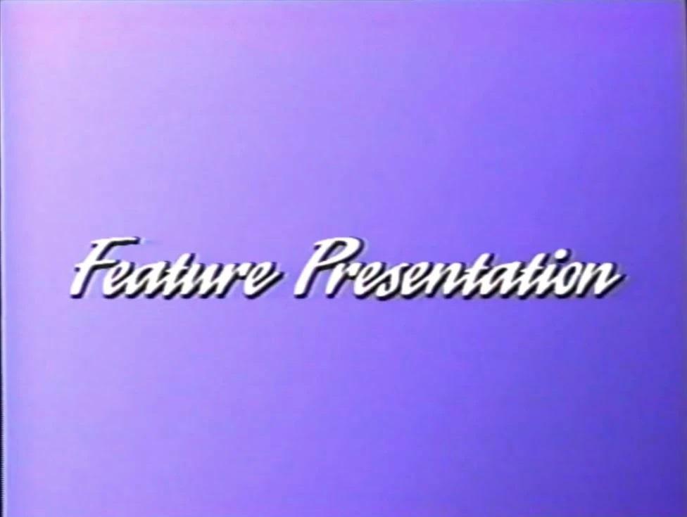 Walt Disney Studios Home Entertainment Buena Vista Feature Presentation Logo 1991 a
