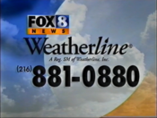 Wjw fox 8 news weatherline by jdwinkerman dcyzq5n