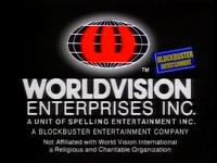1994 Worldvision logo