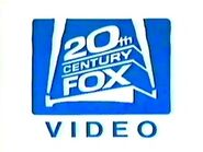 20th Century FOX Video Logo