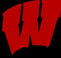 500px-University of Wisconsin Waving W svg