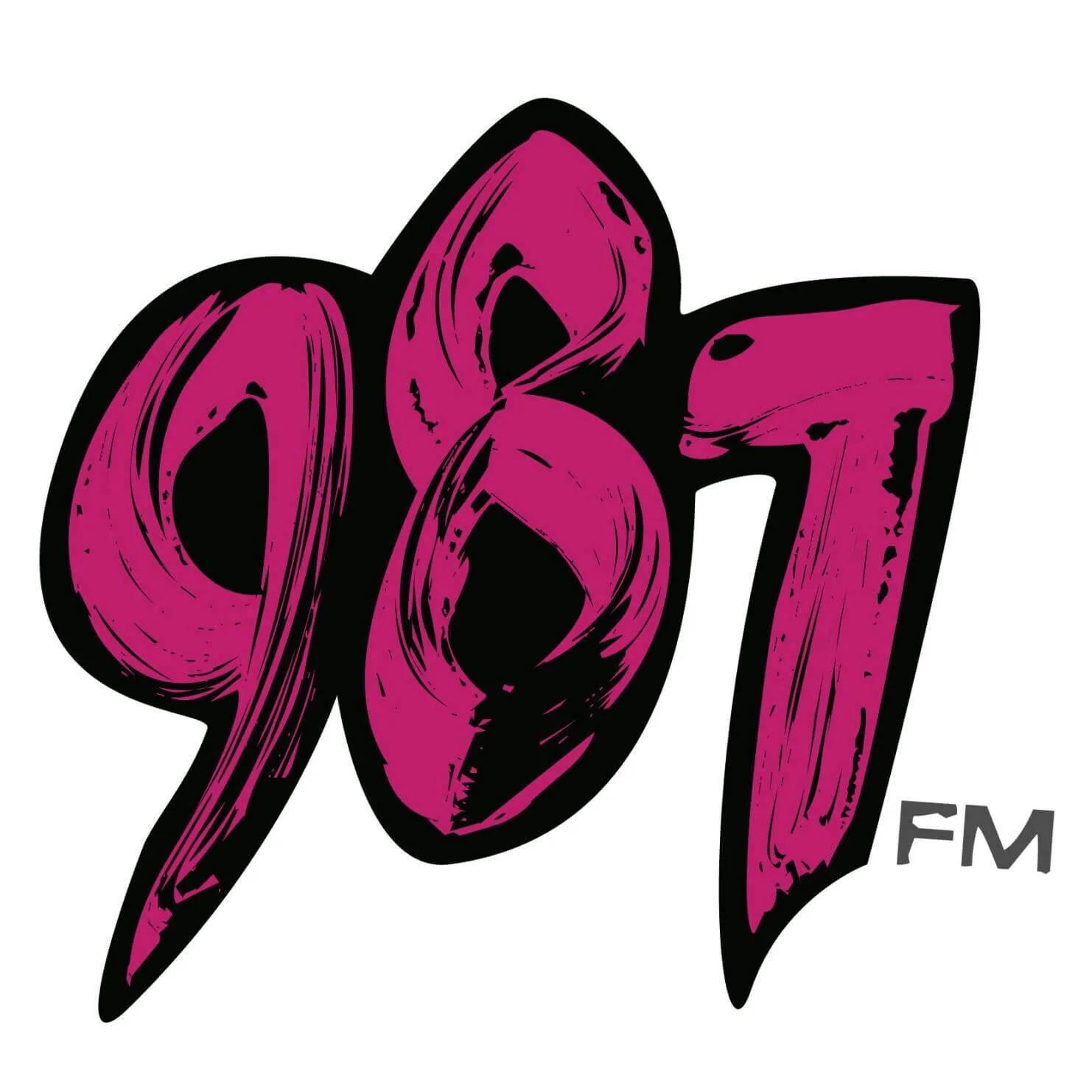 987fm Logo