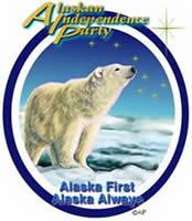 Alaskan Independence Party logo
