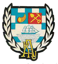 Auckland Rugby Union old logo