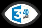France 3-40 ans logo