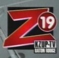 KZUP and WGMB logos 2005