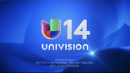 Kdtv univision 14 id 2014