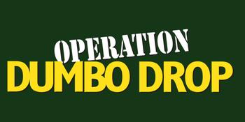 Operation Dumbo Drop movie logo