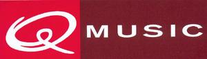 Q-music logo 2001