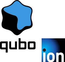 Qubo on Ion 2007 logo