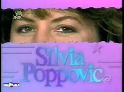 Silvia Poppovic 1990