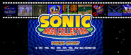 Sonic Mega Collection Title Screen 21x9