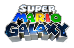 Super Mario Galaxy Transparent