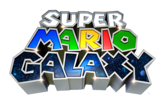 Super Mario Galaxy Transparent