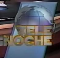 Telenoche Canal 13 1993
