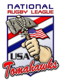 United States Tomahawks logo (until 2010)