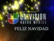 Univision nuevo mexico navidad 2010