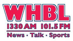 WHBL 1330 AM 101.5 FM