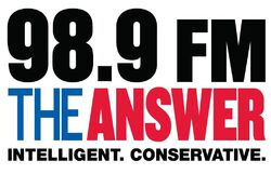 WTOH 98.9 The Answer