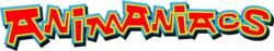 Animaniacs DVD logo