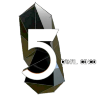 Canal 5 logo 2013 v1
