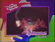 Disney Afternoon ad Darkwing Duck