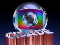 Globo cidade unused logo 1994